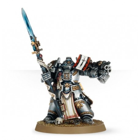 Grey Knight Brother Captain Stern