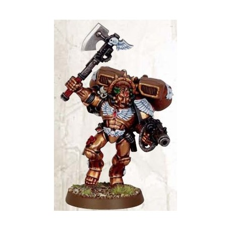Blood Angels Commander Dante