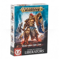 Easy to build : Liberators