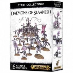 Start Collecting ! Daemons of Slaanesh