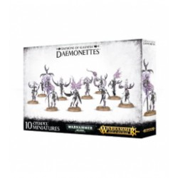 Demonettes de Slaanesh