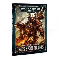 CODEX: SPACE MARINES DU CHAOS (FRANCAIS SOFTBACK)