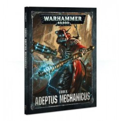 CODEX: CULT MECHANICUS (ENGLISH)