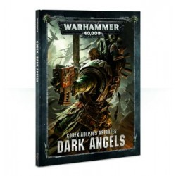 CODEX: DARK ANGELS (ANGLAIS)