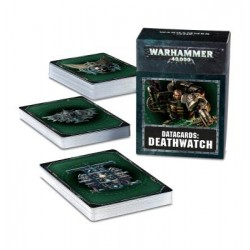 Data Cards Deathwatch (ENGLISH)