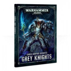 CODEX: GREY KNIGHTS (FRANCAIS)