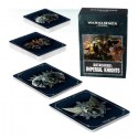 DATACARDS: IMPERIAL KNIGHTS (FRANCAIS)