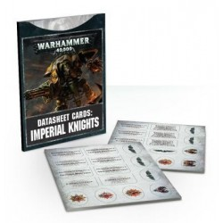 Datasheets : Imperial Knights (English)