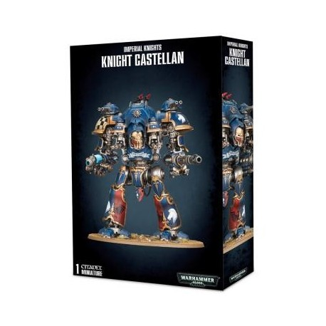 Imperial Knights: Knight Castellan