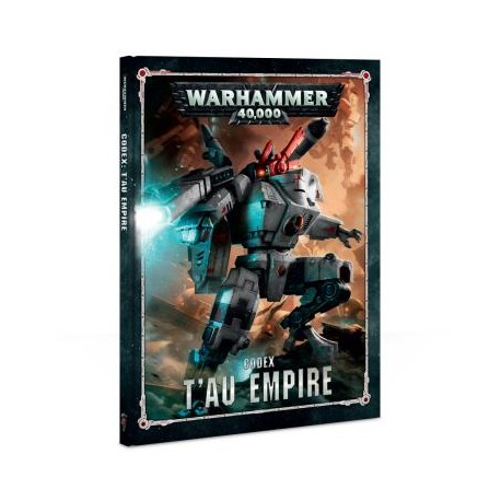 CODEX: TAU EMPIRE (ENGLISH)