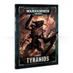 CODEX: TYRANIDS (ENGLISH)