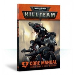 Warhammer 40k: Kill Team Core Manual (Français)