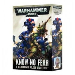 Warhammer 40,000: Know No Fear (Anglais)