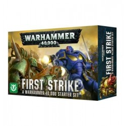 Warhammer 40,000: First Strike (Anglais)