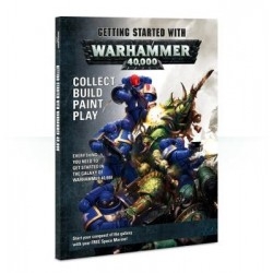 Getting Started with Warhammer 40,000 (Anglais)