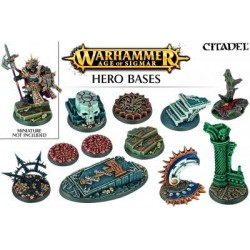 Age of Sigmar: Hero Bases