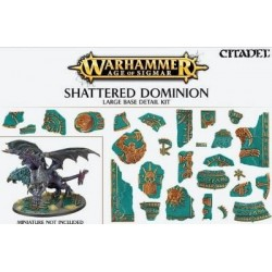 Age of Sigmar: Shattered Dominion Large Base Detail