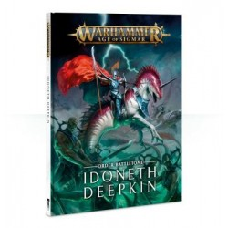 Battletome: Idoneth Deepkin (English)(Hardback)