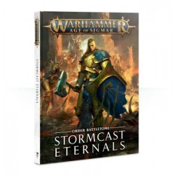 BATTLETOME:STORMCAST ETERNALS (FRENCH)