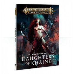 Battletome: Daughters Of Khaine (Français)