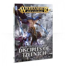 Battletome: Disciples of Tzeentch (Français)