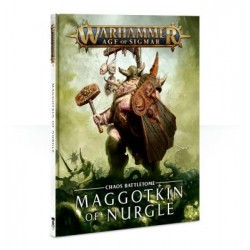 Battletome: Maggotkin Of Nurgle (English)