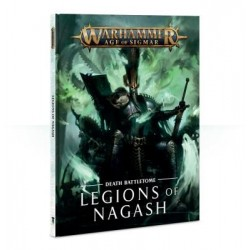Battletome: Legions Of Nagash (Softback)(Français)