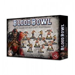 Blood Bowl Doom Lords Team