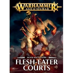 Battletome: Flesh-Eater Courts (Softback)(Français)