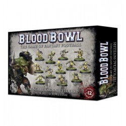 Blood Bowl Scarcrag Snivellers (Goblin Team)
