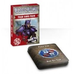 Blood Bowl: Dark Elf Team Cards (English)