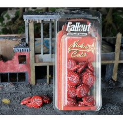 FALLOUT: WASTELAND WARFARE - NUKA-COLA CAPS SET
