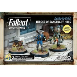 FALLOUT: WASTELAND WARFARE - SURVIVORS: HEROES OF SANCTUARY HILLS