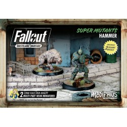 FALLOUT: WASTELAND WARFARE - SUPER MUTANTS: HAMMER