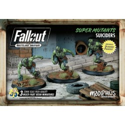 FALLOUT: WASTELAND WARFARE - SUPER MUTANTS: SUICIDERS