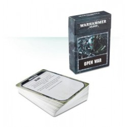 Warhammer 40,000: Open War Cards (English)