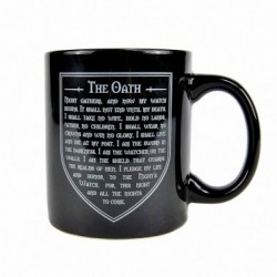 GAME OF THRONES BOXED MUG - NIGHT'S WATCH