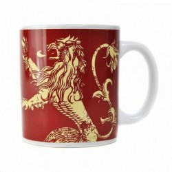 GAME OF THRONES BOXED MUG - LANNISTER