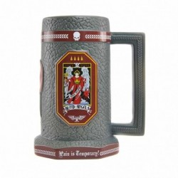 WARHAMMER STEIN MUG - BLOOD ANGELS