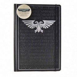 WARHAMMER A5 NOTEBOOK - PLEDGE