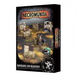 Necromunda Barricades & Objectives