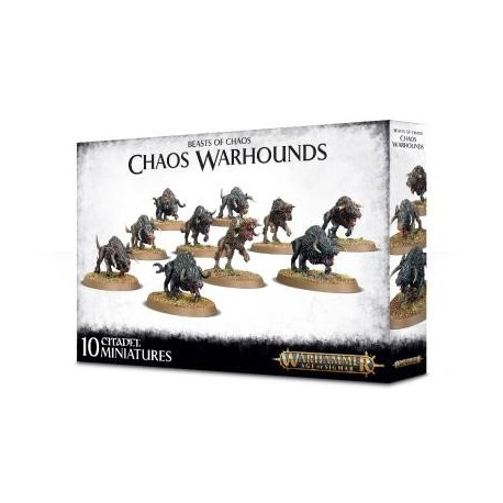 Beasts Of Chaos: Warhounds Of Chaos