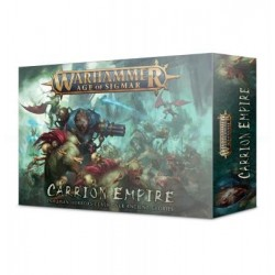 Age Of Sigmar: Carrion Empire (English)
