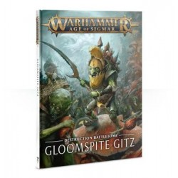 Battletome: Gloomspite Gitz (Hardback)(English)
