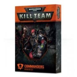 Kill Team: Commanders (English)