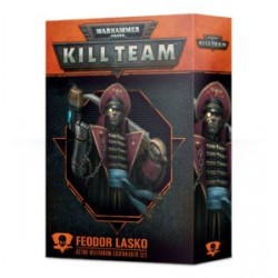 Kill Team Commander: Feodor Lasko (English)