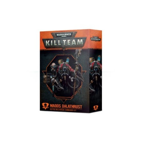 Kill Team Commander: Magos Dalathrust (English)