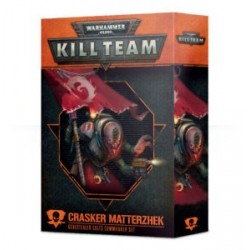 Kill Team Commander: Crasker Matterzhek (English)
