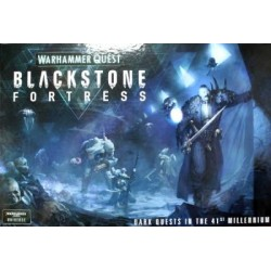 Warhammer Quest: Blackstone Fortress (FRANCAIS)