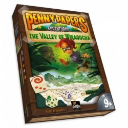 Penny Papers : Valley Of Wiraqocha